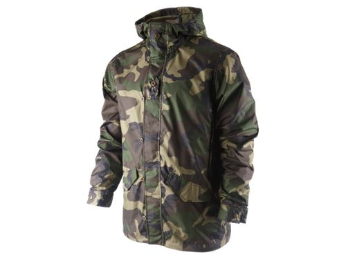 Just $100? Nike Camo FIshtail Parka is a staple piece for any ...
